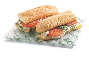 Worst Sandwich In America!