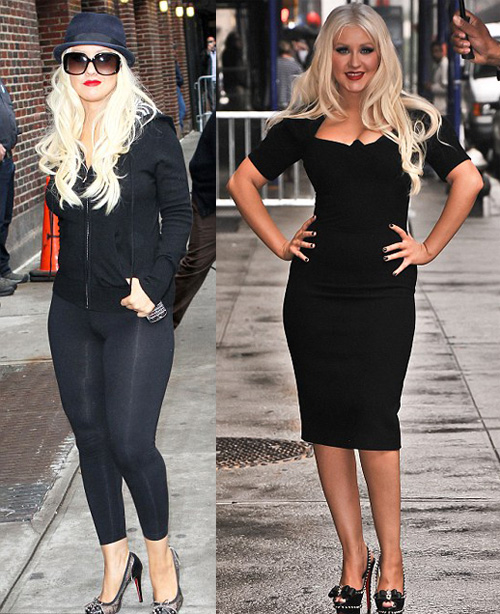 Christina Aguilera: Snooki Of Scandanavia?
