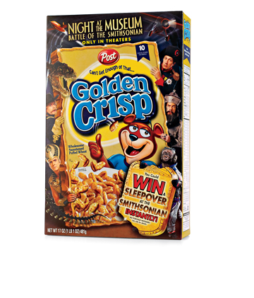The Worst Cereal